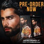 Cover Reveal: Savage Hearts by J.T.Geissinger