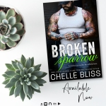 Release Blitz: Broken Sparrow by ChelleBliss