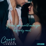 Release Blast: Crave by PiperLawson