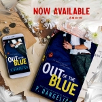 Release Blitz: Out of the Blue by P.Dangelico